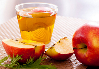 Losing weight with the help of cider vinegar