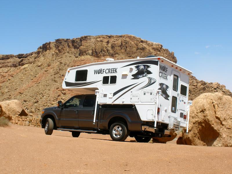 Truck Camper: A Best Rv Option For Campers