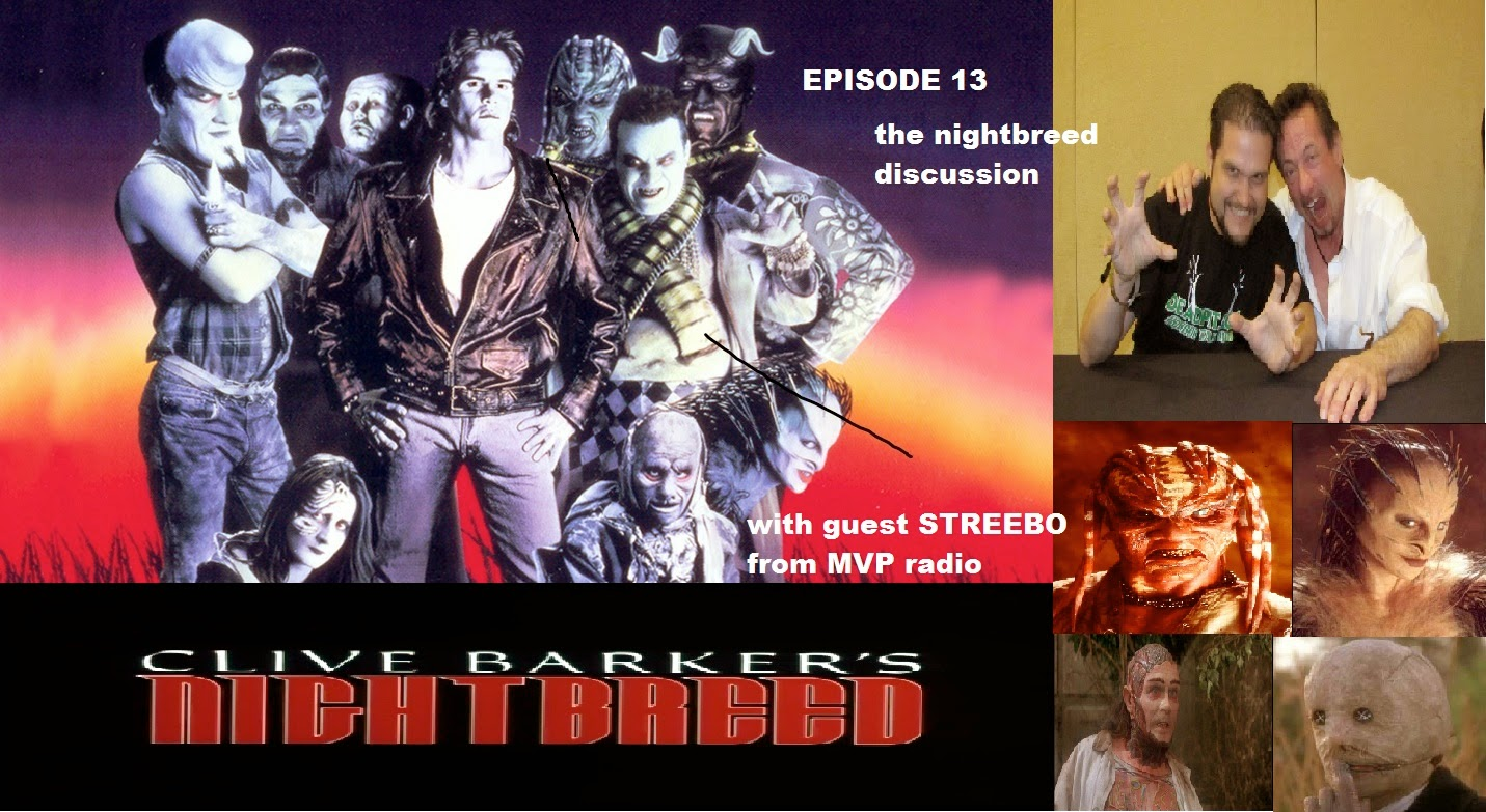 THE NIGHTBREED SPECIAL
