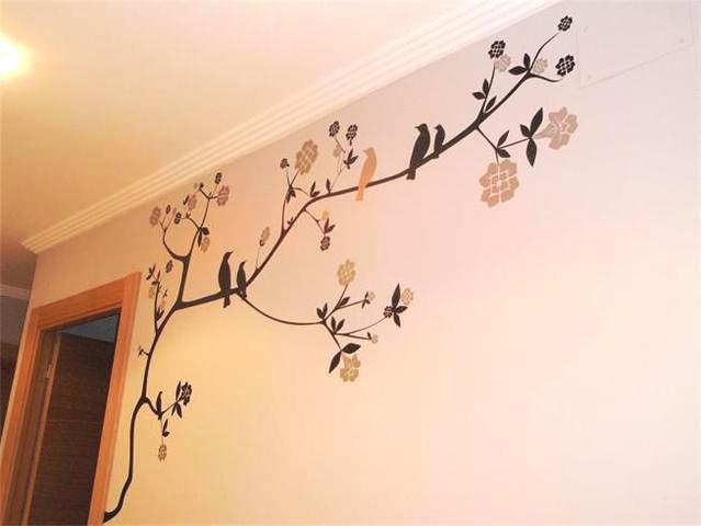 Vendo vinilos decorativos fotos vinilo tarjetas for Vinilos pared pasillo