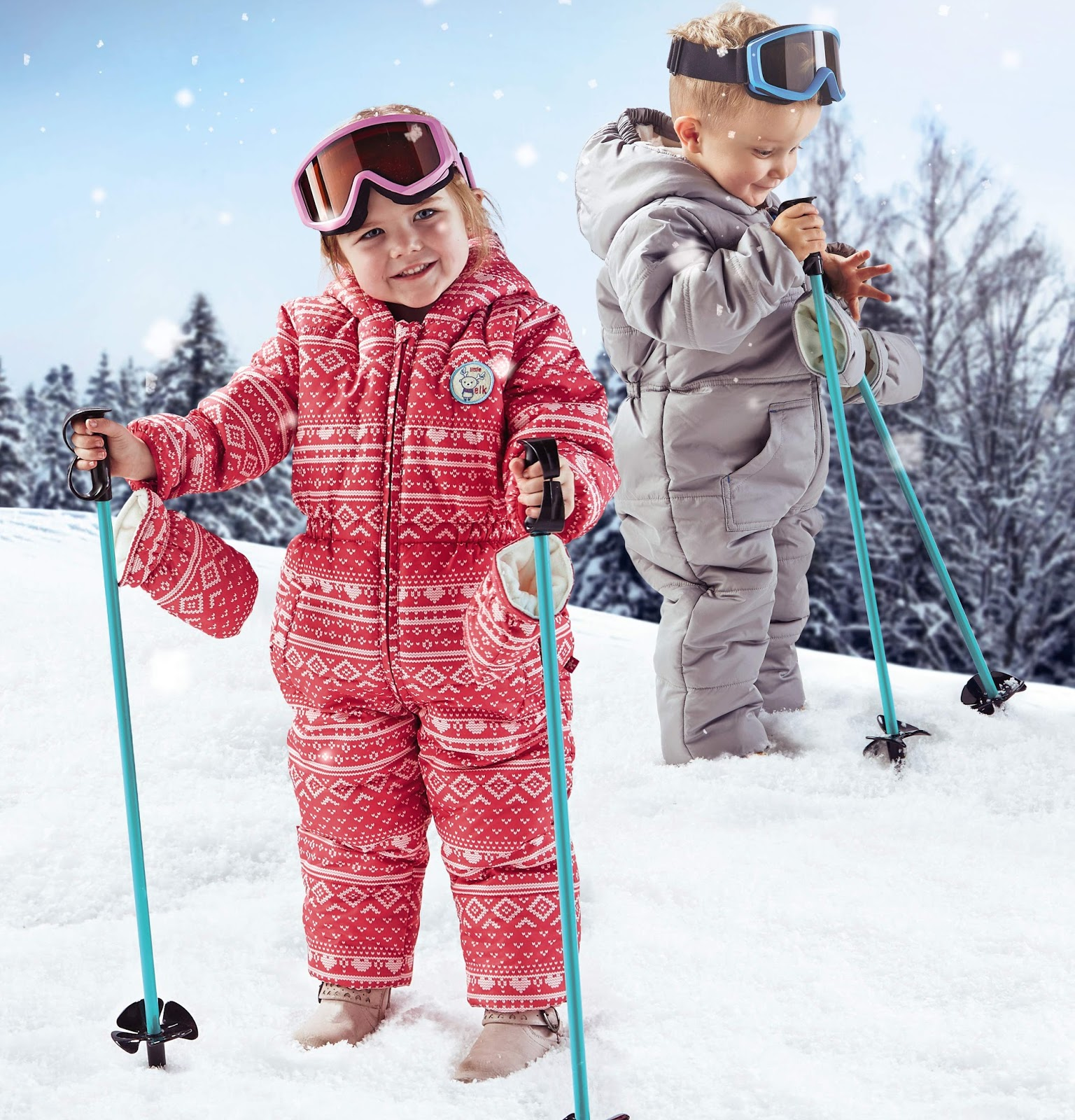 Wafflemama.: Winter Ski & Snowboard Clothing At Aldi