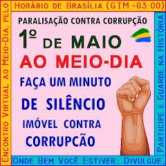 5ª PARALISAÇÃO CONTRA CORRUPÇÃO