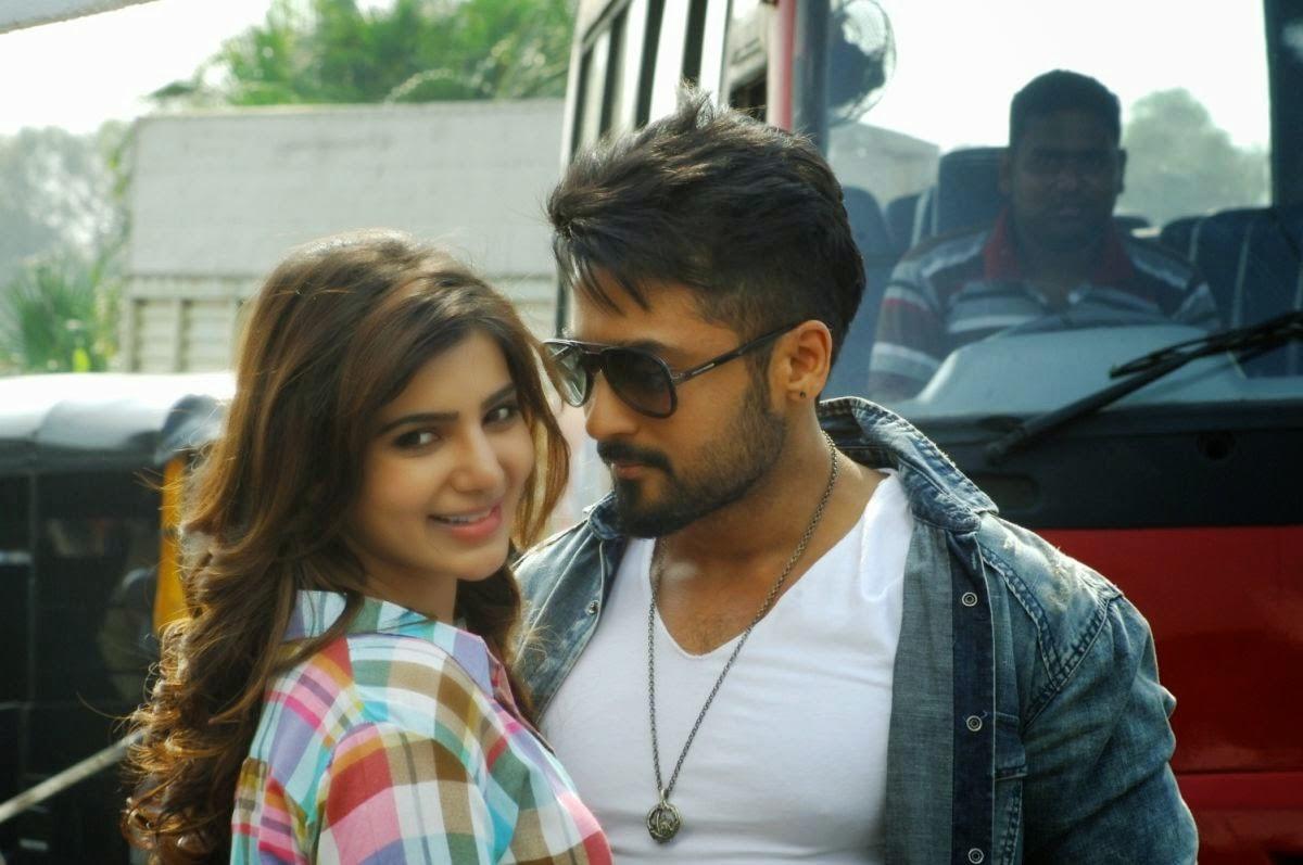 Sikandar Movie Latest Stills Surya Samantha Hd Telugu