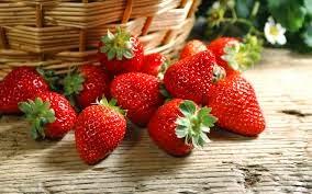 Cara membuat jus strawbery