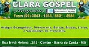 CLARA GOSPEL MAGAZINE