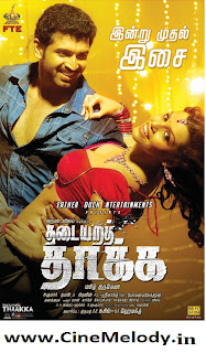 Click Here to Download Thadaiyara Thaakka (2012) Tamil MP3 Songs Free Download