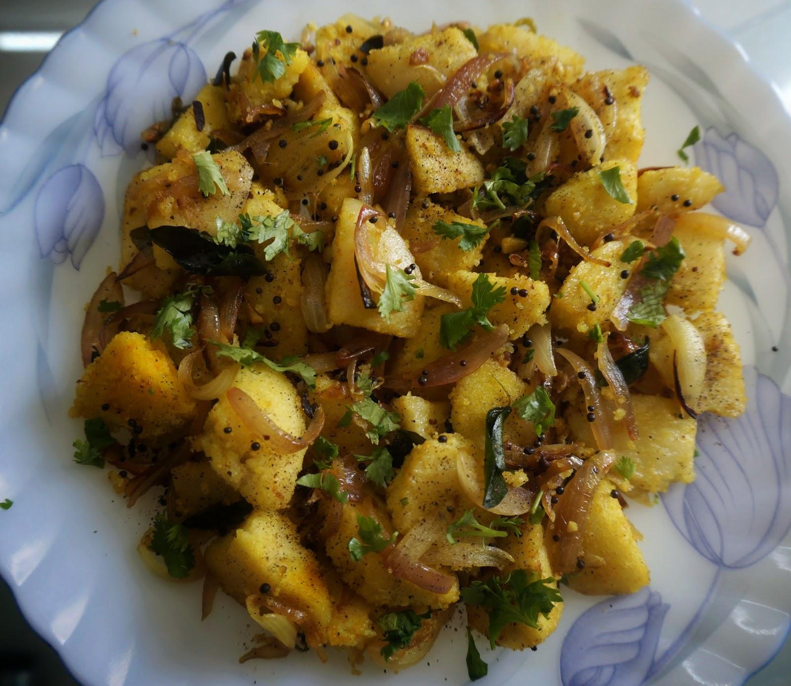 Masala Idli, Poha idly, idly sambar, fried idly, chatpati idli, idli in new flavour