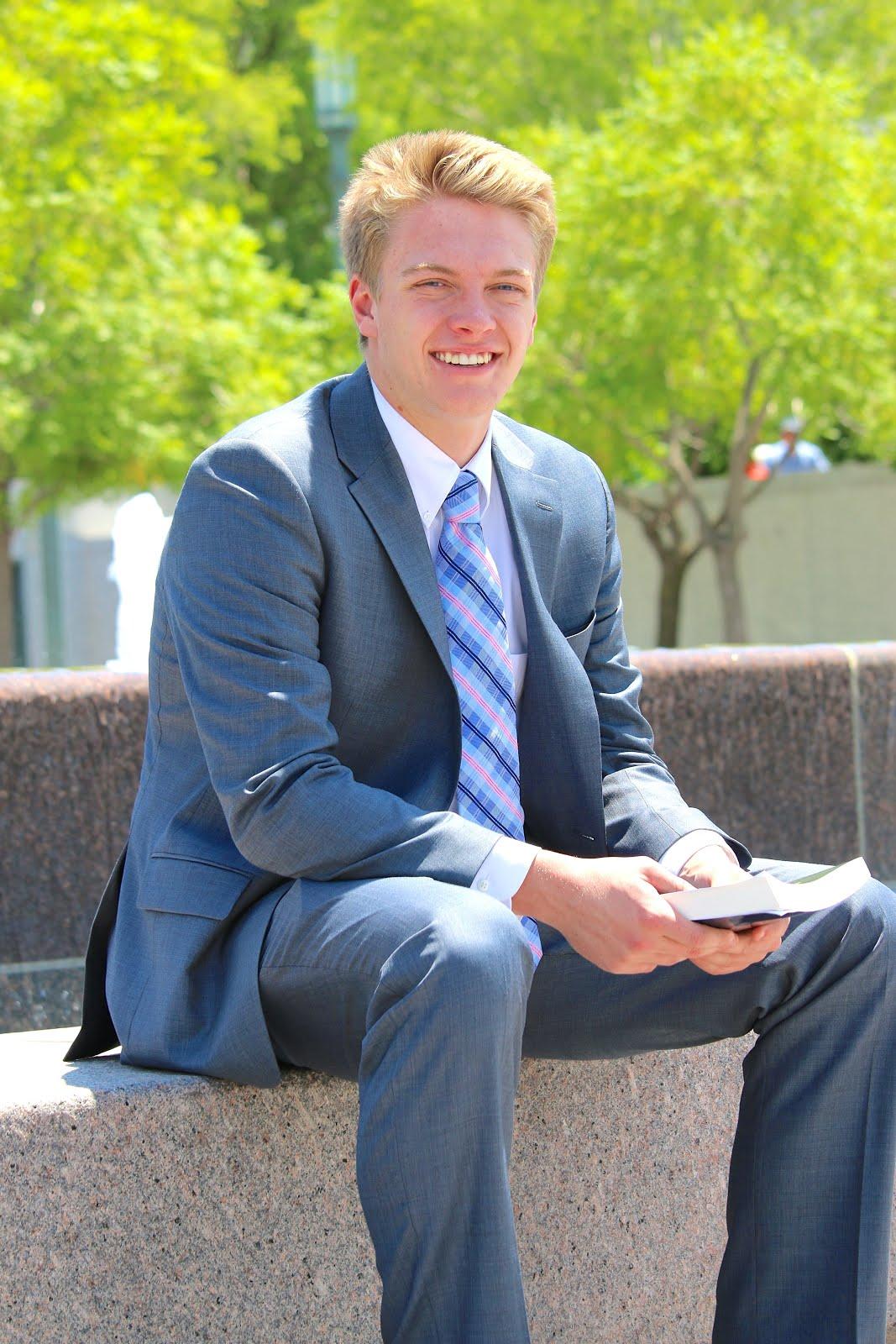 Elder Hagen Jensen