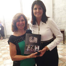 Nikki Haley Has My Cemetery Book!