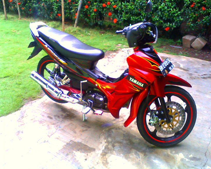 gambar modifikasi jupiter z 2009 title=