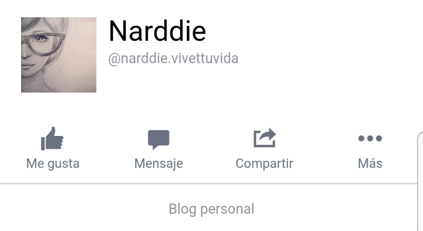 Estoy en Facebook!
