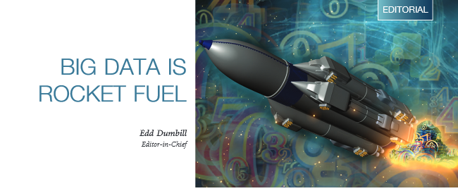 big data as rocket fuel