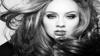 Widescreen Wallpaper - Adele cover in vogue