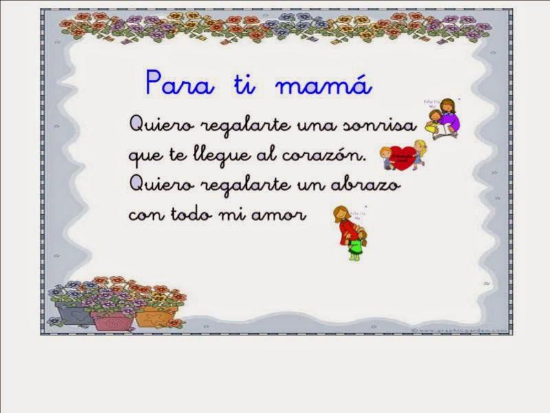 Dia internacional de la madre, Frases de dia de la madre con imagenes
