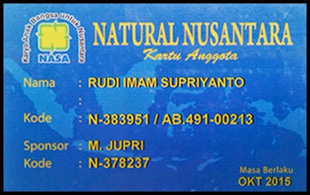 Distributor Crystal X Nasa Jogja