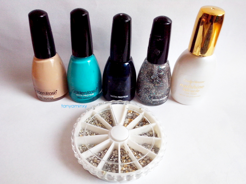 tanyaminxy 31DC2014 Day 31: Recreate A Manicure You Love