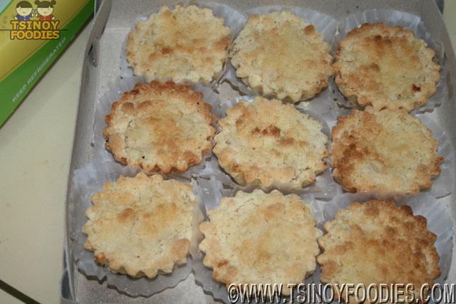 rowena's pineapple tarts