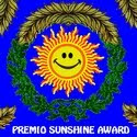 PREMIO SUNSHINE - Muito Grata!!!