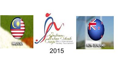 Hoki Piala Sultan Azlan Shah 2015