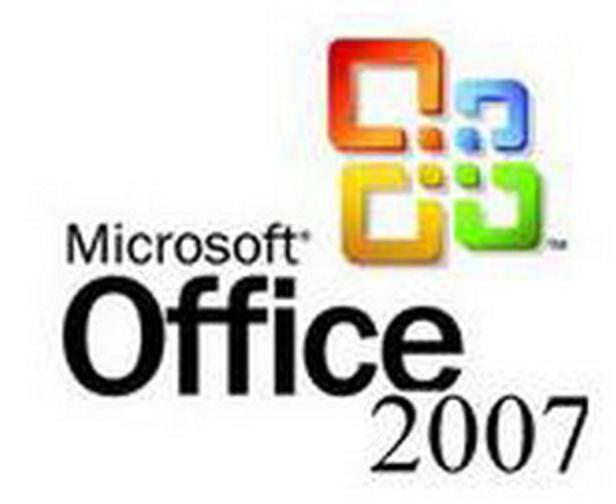 software microsoft office 2007