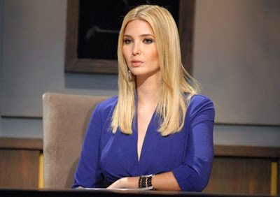 Ivanka Trump in the boardroom