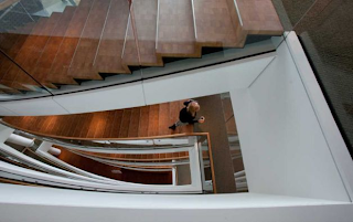 Seattle Stair & Design Handrails at The Bill and Melinda Gates Foundation Headquarters