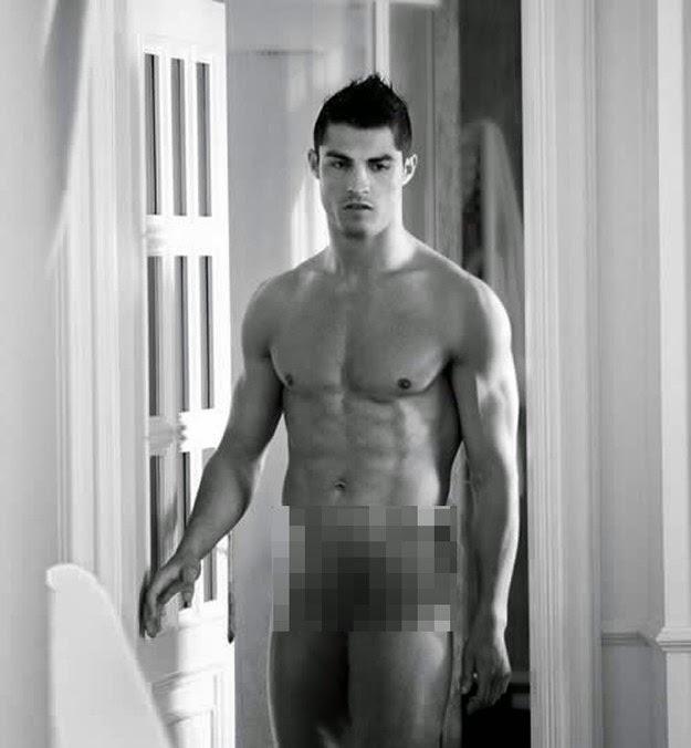 Cristiano ronaldo coupe du monde nue