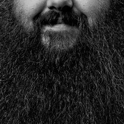 Justin James Muir о бороде
