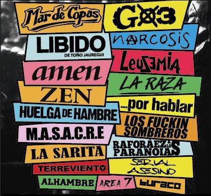 GRUPOS DE ROCK PERUANO