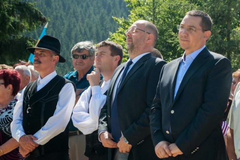 Călin Popescu Tăriceanu, Kelemen Hunor, Kelemen-Ponta alku, Klaus Johannis, Ponta-kormány, PSD, RMDSZ, Victor Ponta, államelnök-választások,