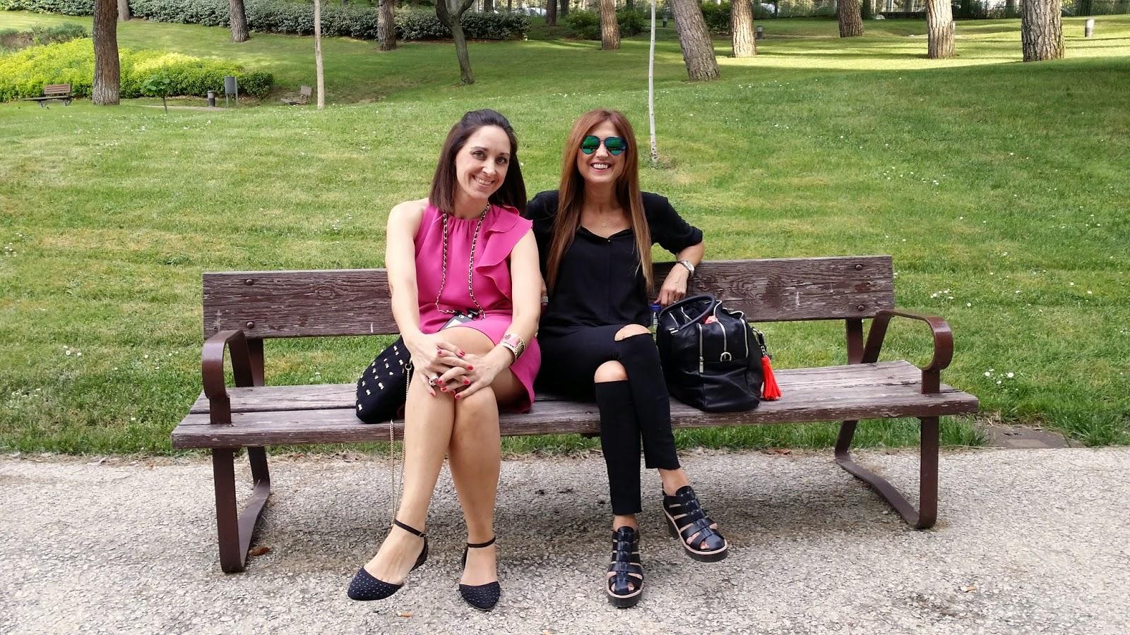 Museo del Traje, IV Jornadas Blogs de Moda, Street Style, Fashion Bloggers, Madrid, Evento Moda, Style, Carmen Hummer