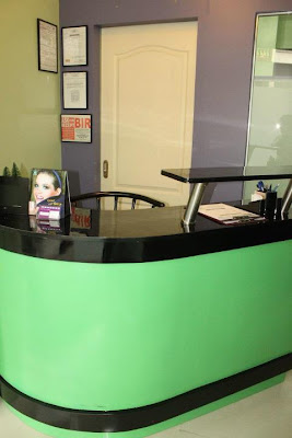 Chic Smile Dental Clinic reception area