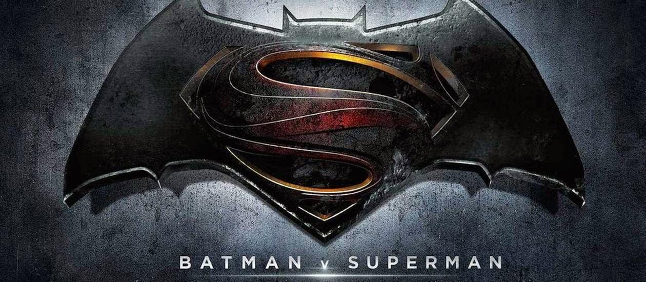 Começaram as gravações do filme Batman vs Superman