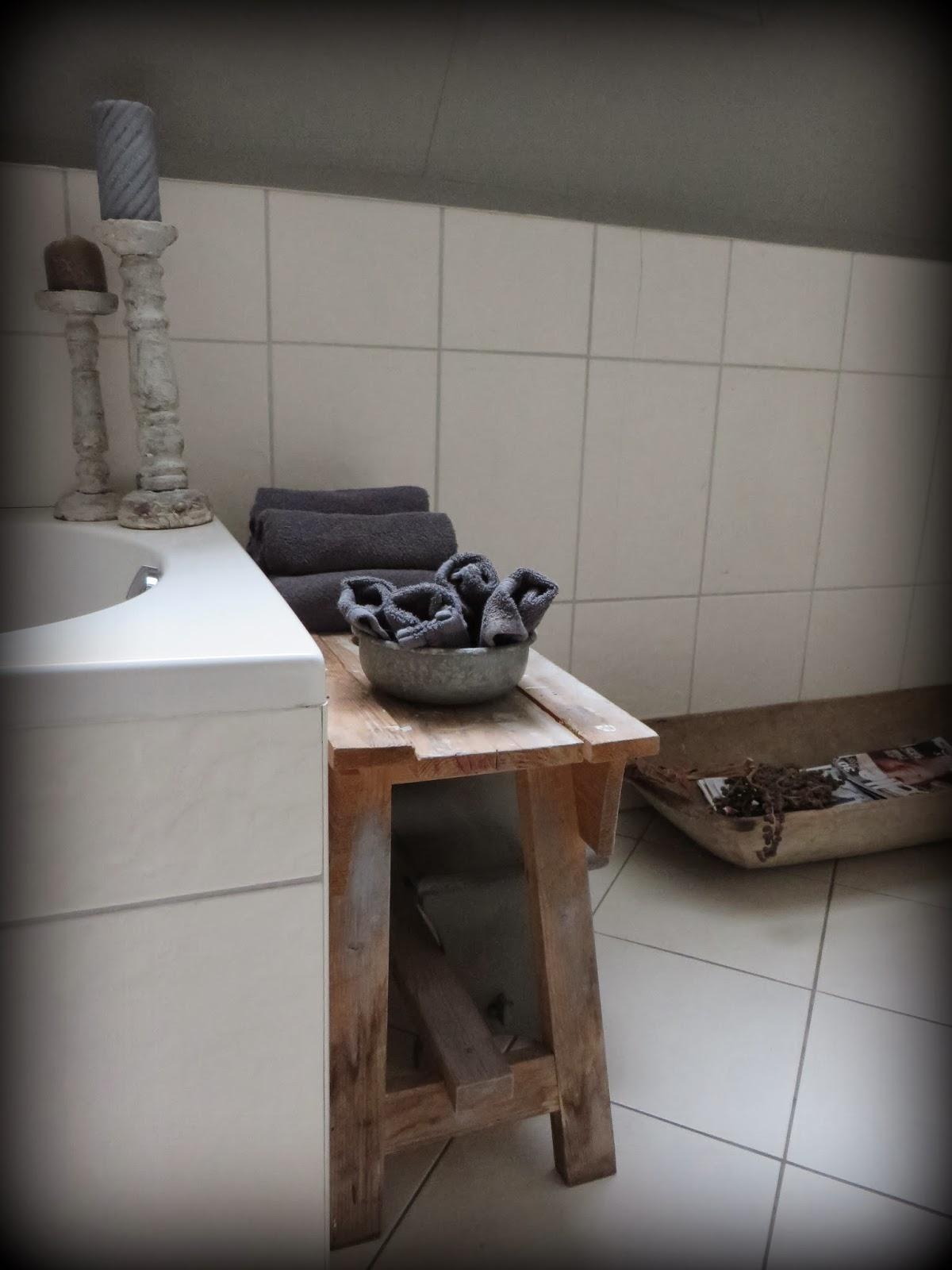 Landelijke badkamer decoratie - Decoratie douche badkamer ...
