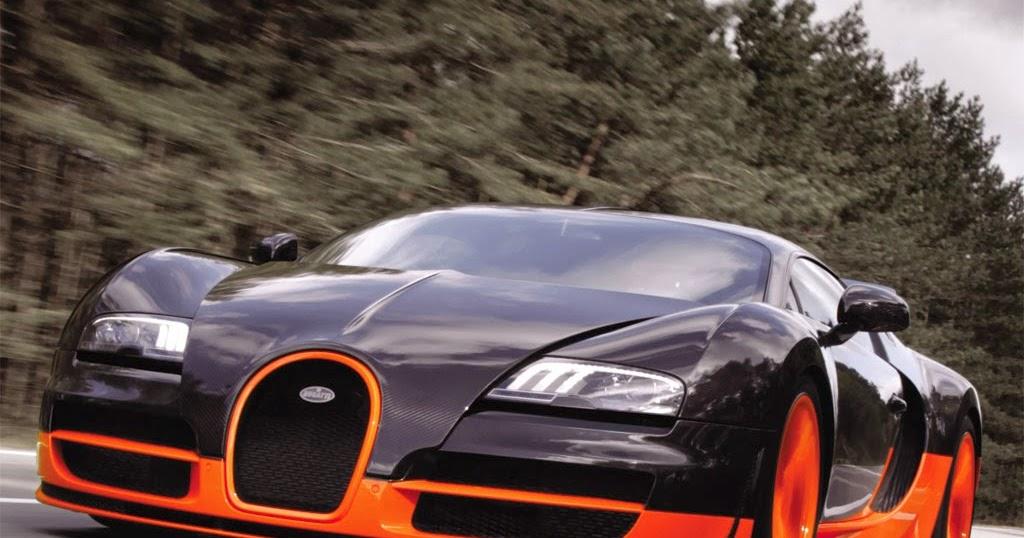 Cars Drifting: bugatti veyron super sport