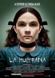 Poster de La huérfana