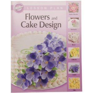 Wilton Flower And Cake Design Book : Flour De Lis: January 2012