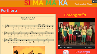 http://mariajesusmusica.wix.com/simamaka