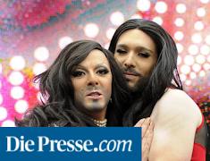 "Doporučujeme: Fotogalerie ""Die Presse"" z ""Conchita-Lookalike-Contest"""