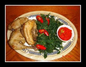 Resep Membuat Ayam Pop