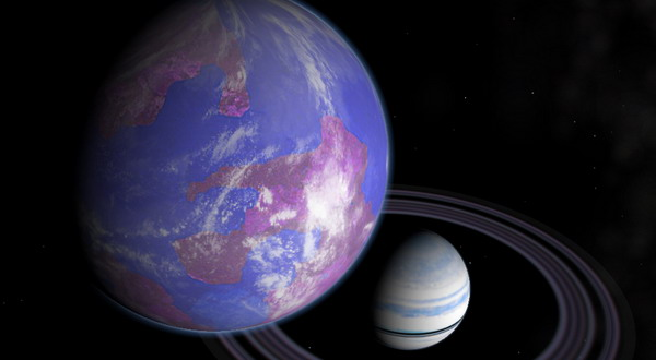 Atmosfer Luar Planet