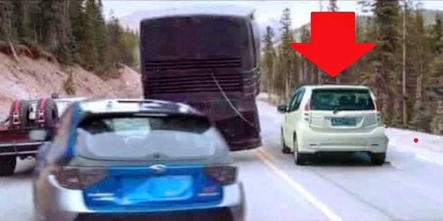 Seorang Remaja MENGESAHKAN Memang Ada Kereta Myvi Dalam Babak FILEM Fast Furious 7
