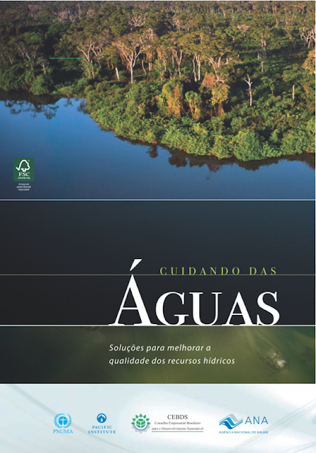 Cuidando das Águas: Soluções para melhorar a qualidade dos recursos hídricos