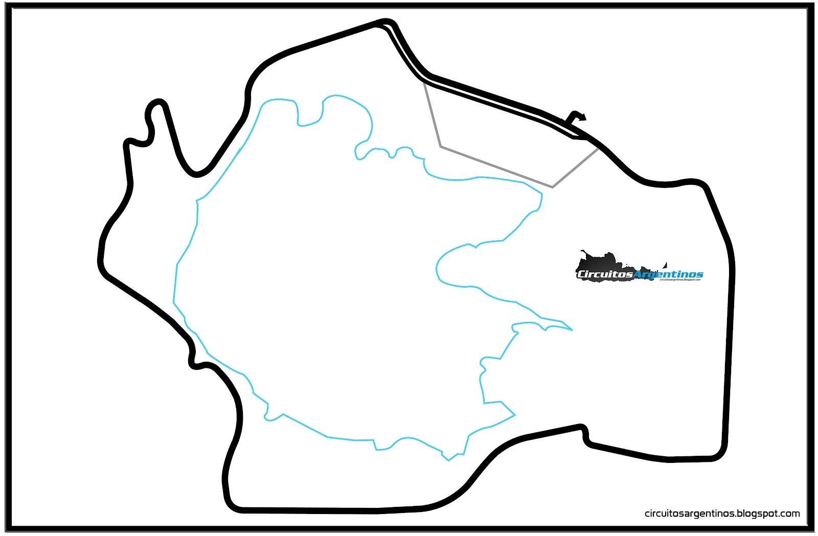 Circuito Rosendo Hernandez : Circuitos argentinos cuyo