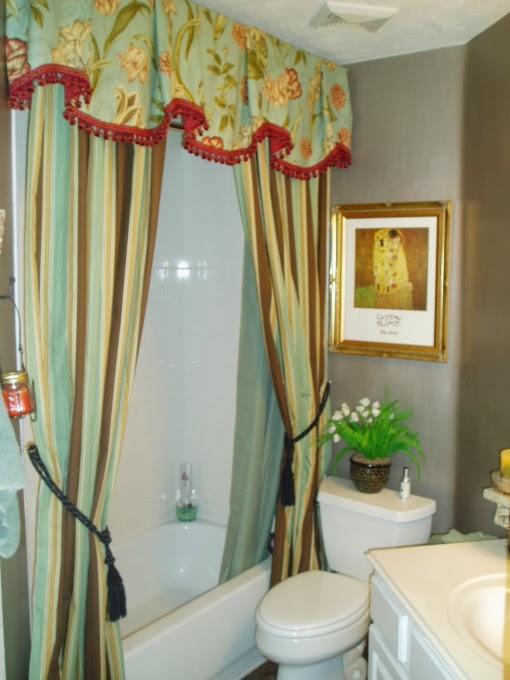rideau de douche sur mesure