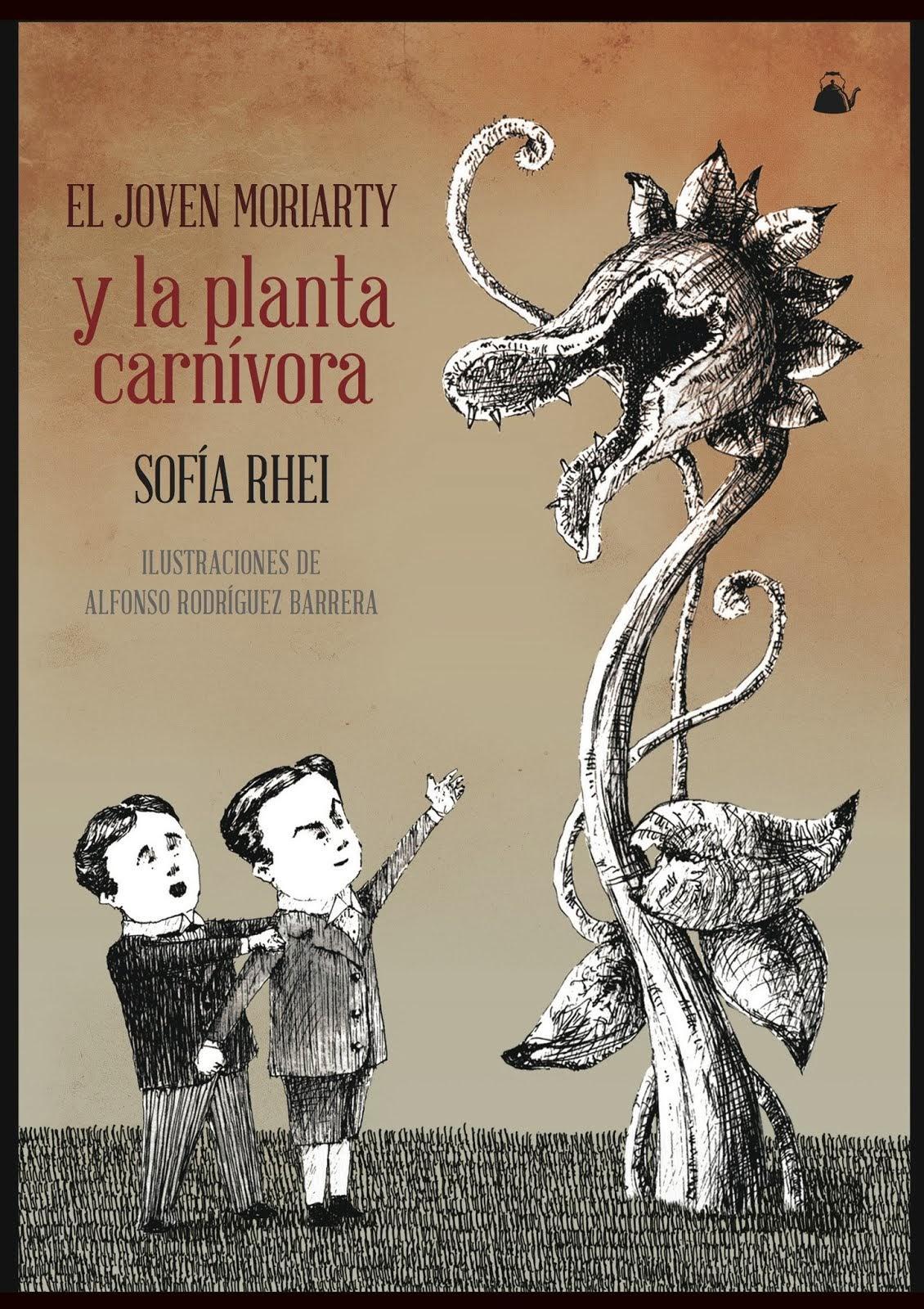 EL JOVEN MORIARTY Y LA PLANTA CARNÍVORA