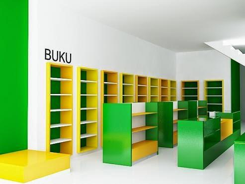 Design Toko Buku Ini Rencana Toko Buku Dan Alat