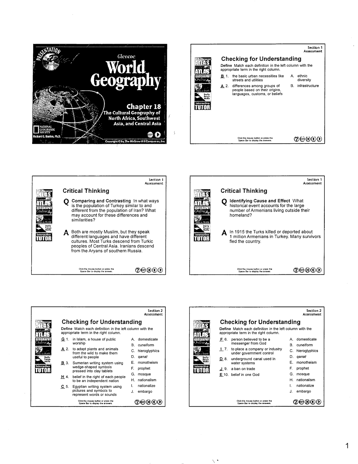 Mr es world geography page chapter 18 the cultural geography click on an image to get a closer view sciox Gallery