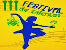 Vem aí o III Festival de Talentos!!