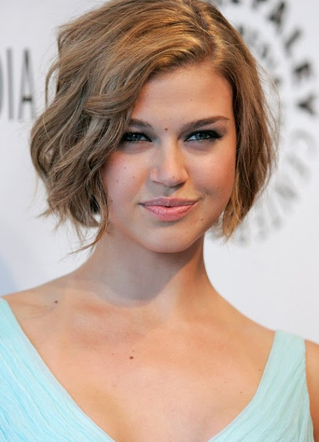 Hairstyle Short 2015 Wave With Retro Style And Faux Bob Cut